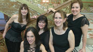 The award-winning Chicago Philharmonic Chamber Players will close out their chamber music series at the Union Church of Hinsdale with an all Mozart line-up on Sunday, April 7 at 3 p.m.  Springtime with Mozart will open with Wolfgang Amadeus Mozart's Quartet G Minor for Piano, Violin, Viola and Cello.   Then the group will perform the Quartet in B Flat Major for Clarinet, Violin, Viola and Cello.  And Mozart's Quartet in D Major for Flute, Violin, Viola and Cello will round out the afternoon.  Performers are Florentina Ramniceanu, Violin;  Stephen Boe, Viola;  Judy Stone, Cello; Diana Schmück, Piano;  Kathy Pirtle, Clarinet; and Donna Milanovich, Flute.