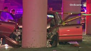 "An off-duty Costa Mesa police officer was killed Tuesday night after his car crashed into a concrete pillar beneath the 55 Freeway, <a href=""http://ktla.com/2013/03/06/off-duty-costa-mesa-officer-killed-in-crash/#axzz2MfnGglJF"" target=""_self"">KTLA</a> reported."