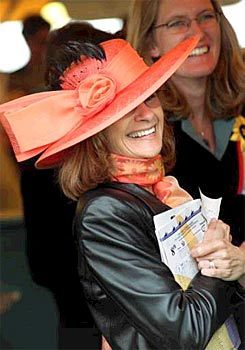 127th Preakness Stakes - Rose Carpenter