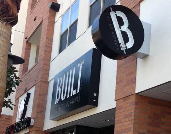 Built Custom Burgers is slated to open near the USC campus downtown.