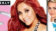 Snooki loses 42 pounds, flaunts post-baby body