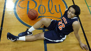 Teira Pendleton's fierce competitive streak shows on her face in every Poly basketball game. Intensely focused and in the moment, her physical inside presence has been a factor on both sides of the ball as the No. 8 Engineers advanced to the Class 4A state semifinals for the second year in a row.