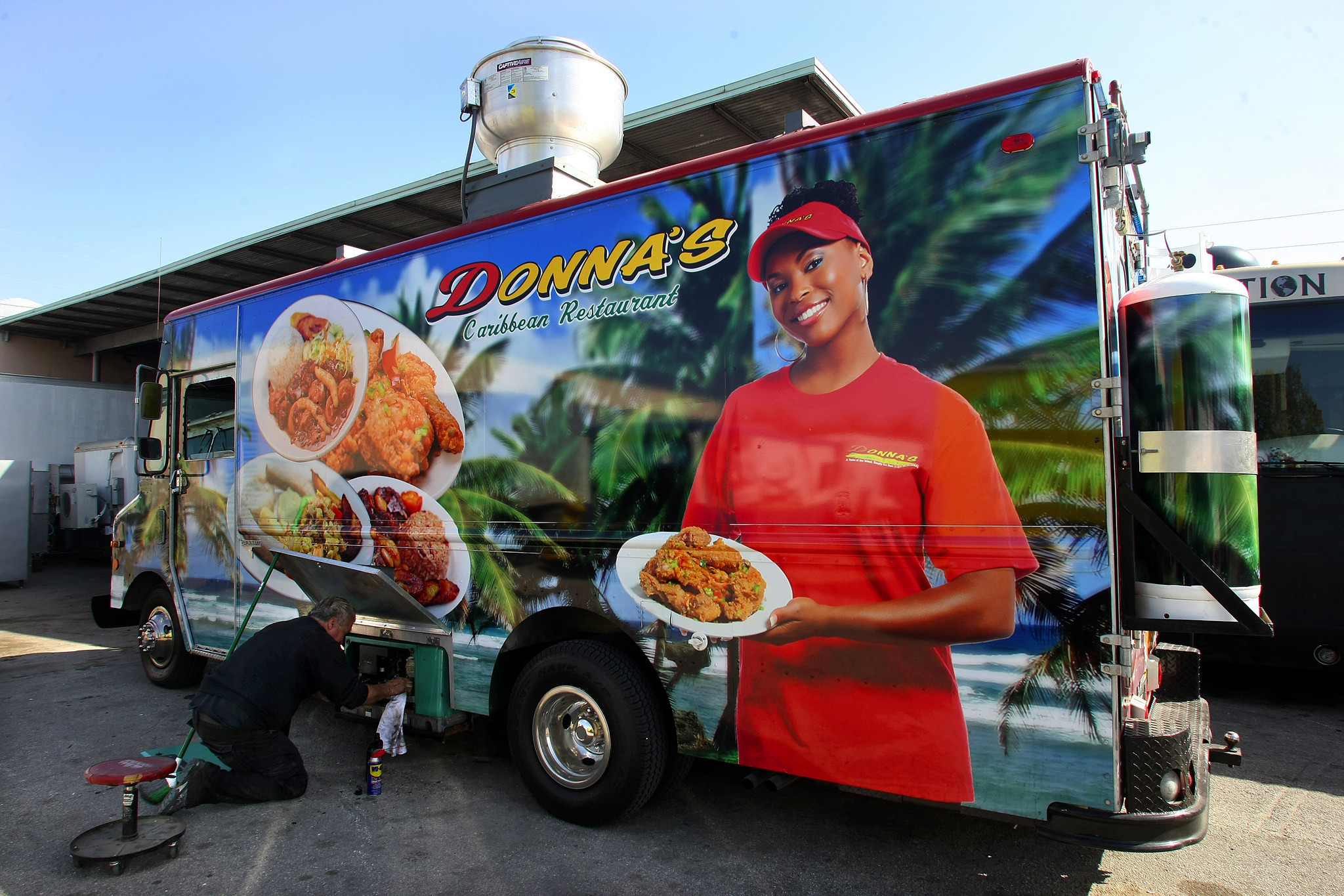 Food truck vendors on a roll southflorida