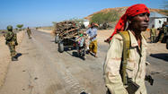 An arms embargo on Somalia will be eased for a year, allowing the country's new government to buy some weapons to battle religious extremists, the U.N. Security Council said Wednesday.