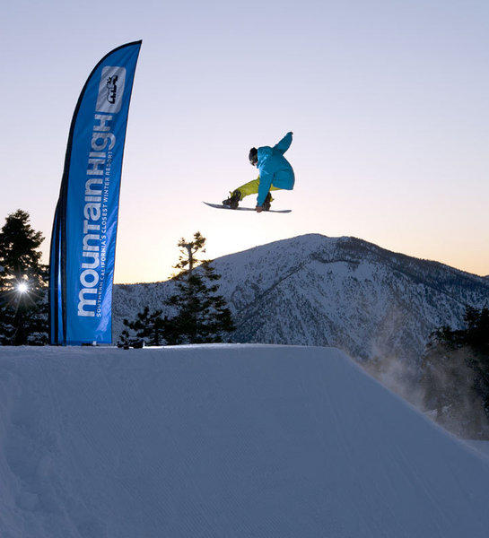 Mountain High's adult Anytime Season Pass is good for the remainder of this season and all of next for just $299.