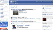 Photos: The evolution of the Facebook News Feed