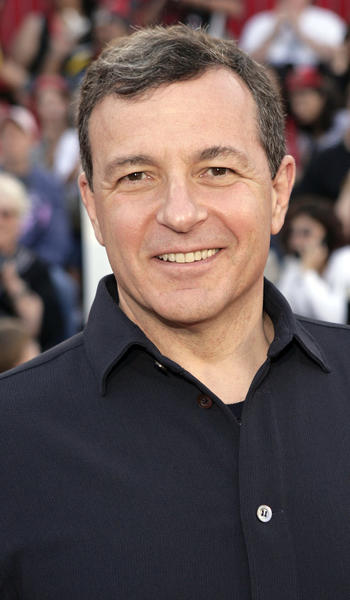 Walt Disney Co. Chairman and Chief Executive Robert Iger