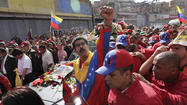 Even in death, Venezuelan strongman Hugo Chavez will be a powerful force guiding his countrymen to elect Vice President Nicolas Maduro to replace him.