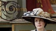 'Downton Abbey' -- Lord and Lady Grantham