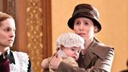 'Downton Abbey' -- Ethel and the officer
