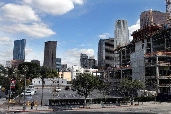 The Renaissance Hotel Will Rise In Downtown L A On Olympic Boulevard Site Of