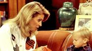 'Murphy Brown' -- Murphy and Jake