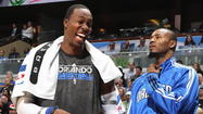 "Former Magic forward Rashard Lewis called Dwight Howard's recent comments about his former Magic teammates ""disrespectful"" and defended Jameer Nelson, once one of Howard's closest friends."