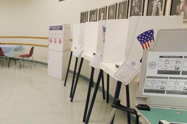 Only 16% of registered L.A. voters turned out for the first round of city elections.