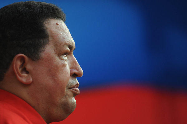 Venezuelan President Hugo Chavez, seen in July 2012, died Tuesday from cancer at age 58.