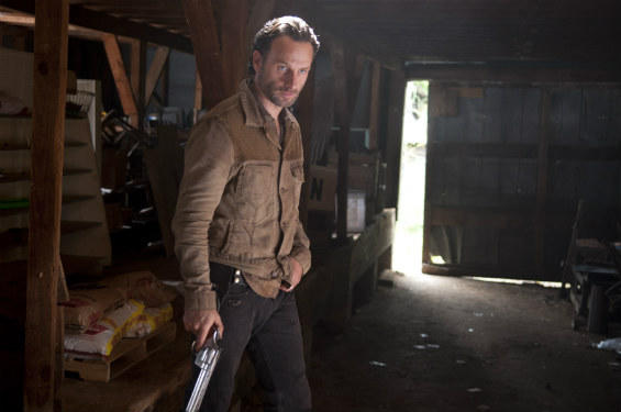 'The Walking Dead' Season 3 photos: Episode 13: Arrow on the Doorpost