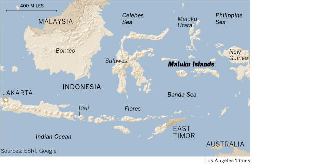 Download this Maluku Islands picture