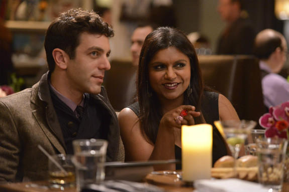 'The Mindy Project' Season 1 photos: Episode 14: Harry & Mindy (guest star BJ Novak)