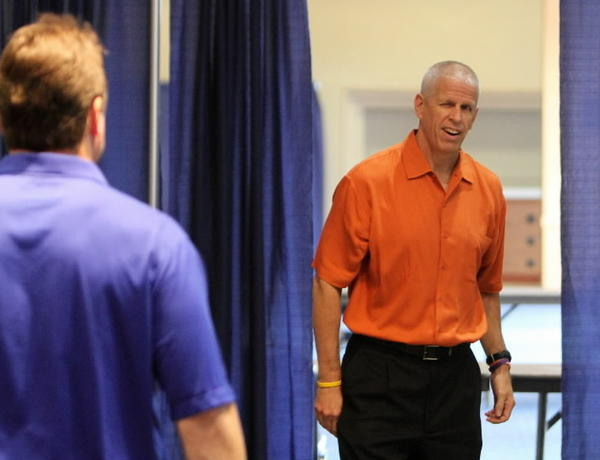 Florida athletic director Jeremy Foley is the highest-paid AD in the state of Florida according to a study done by USA Today.