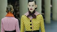 Paris Fashion Week fall 2013: Miu Miu