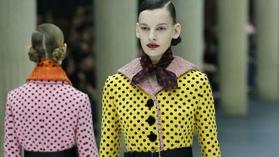 Paris Fashion Week fall 2013: Miu Miu review