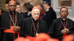 As papal conclave draws near, American cardinals grow silent