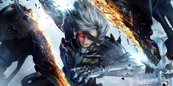 "Raiden in ""Metal Gear Rising: Revengeance"" for Playstation 3 and Xbox 360."