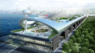 Hong Kong: New billion-dollar cruise terminal to open this spring