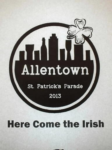 The West End Pub Crawl supporting the Allentown St. Patrick's Day Parade is on Saturday in Allentown.