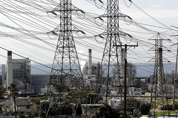 A ballot measure that was losing in Redondo Beach, Measure A, would have rezoned the 50-acre site of the gas-fired AES Redondo Beach plant to primarily open space or parkland and would have required the plant to shut down by the end of 2020.