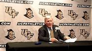 UCF coach George O'Leary appeared on Open Mike with Sentinel columnist Mike Bianchi on Thursday morning and touched on a number of subjects, including the two-year contract extension he is set to sign.