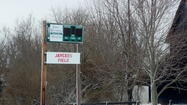 Garrard park has new board