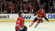 Blackhawks 3, Avalanche 2