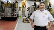New Laurel fire chief hopes to restore 'old school' tradition