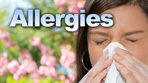 What's Going Around: Allergies