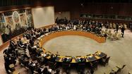 "The United Nations Security Council imposed a new round of sanctions on North Korea on Thursday in reaction to its defiant nuclear test last month, tightening financial restrictions on the isolated nation. The vote came after North Korea threatened to launch a nuclear attack that would ""destroy the strongholds of the aggressors."""