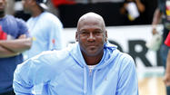 Basketball great Michael Jordan has filed for a marriage license at the West Palm Beach courthouse, the Palm Beach Post reports.