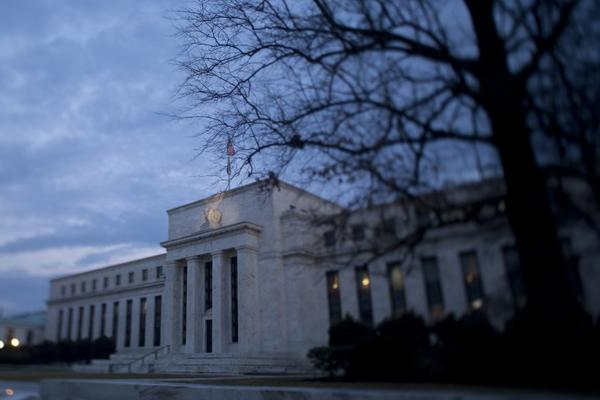 Of the 18 banks tested, only Ally Financial Inc. would be at risk of failure in a severe recession, the Federal Reserve concluded. Above, the Fed building in Washington.
