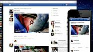 Facebook reveals new News Feed design, emphasizes visual content