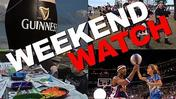 Weekend Watch: Globetrotters, Crealde Family Fest, Irish Fest