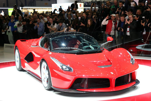 The LaFerrari is an all-new hybrid supercar from Ferrari. It replaces the Enzo at the top of the brand's lineup and has 950 horsepower.