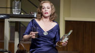 Stefanie Powers brings Tallulah Bankhead to life in 'Looped' at the Hippodrome