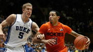 Teel Time: ACC player of year race crowded with Larkin, Green, Harris, Plumlee