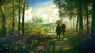 Scenes from 'Oz the Great and Powerful'