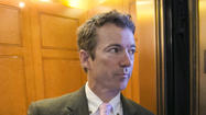 WASHINGTON — A day after launching an unusual talking filibuster, Sen. Rand Paul quickly dropped his objection to a Senate vote on John Brennan's nomination to lead the CIA after Atty. Gen. Eric H. Holder Jr. satisfied his concerns that the president doesn't have authority to order a lethal drone strike on U.S. soil outside combat.