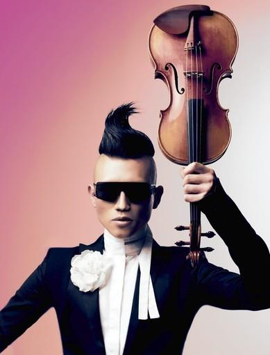 Violin virtuoso Amadeus Leopold will perform on March 9 at the Mizner Park Amphitheater in Boca Raton. The performance is part of the seventh annual Festival of the Arts Boca, concluding March 16.