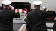 Lost Monitor sailors near burial