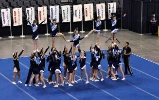 Award-Winning Mt. Prospect Cheerleading Club Expands Program