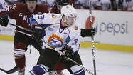 Solar Bears send forward Ryan Ginand to Gwinnett