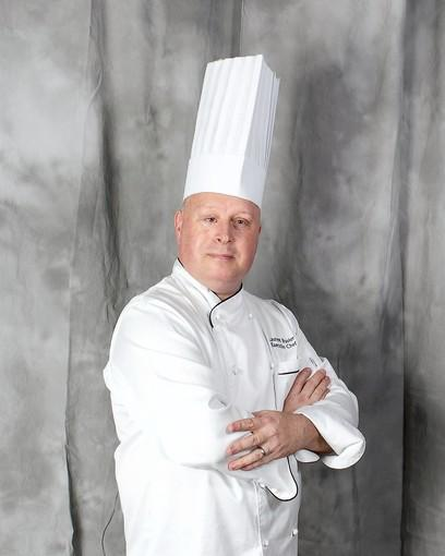 Executive Chef Laurent Brazier, who presented last year's Laguna Culinary Arts Wine Dinner.